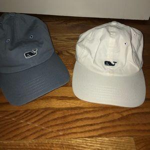 Brand new, lightly used, VINEYARD VINES hats.